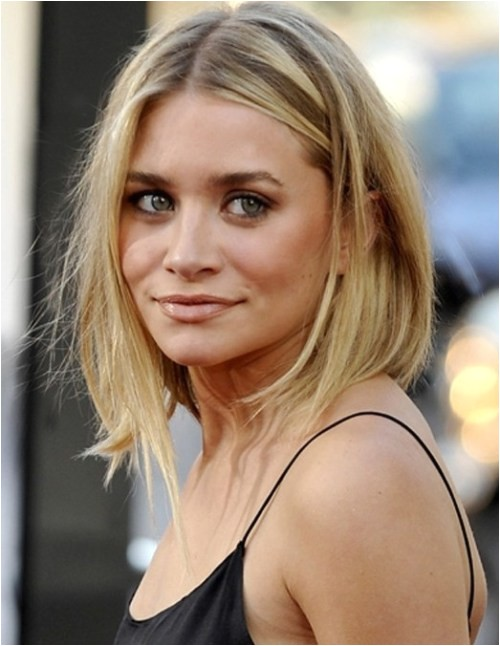 5 darn cool medium length hairstyles for thin hair