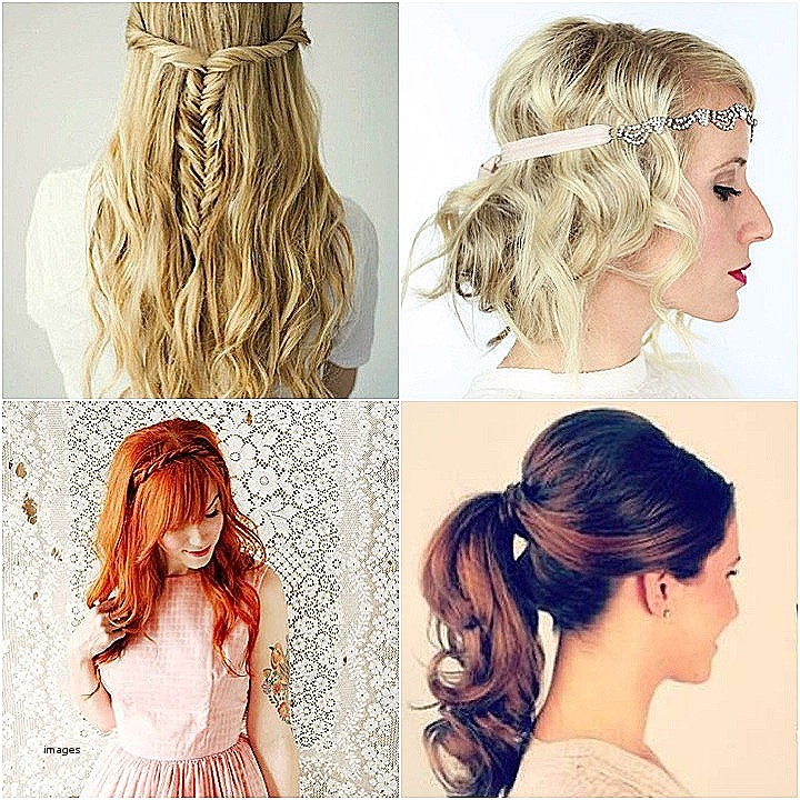 simple hairstyle for wedding guest