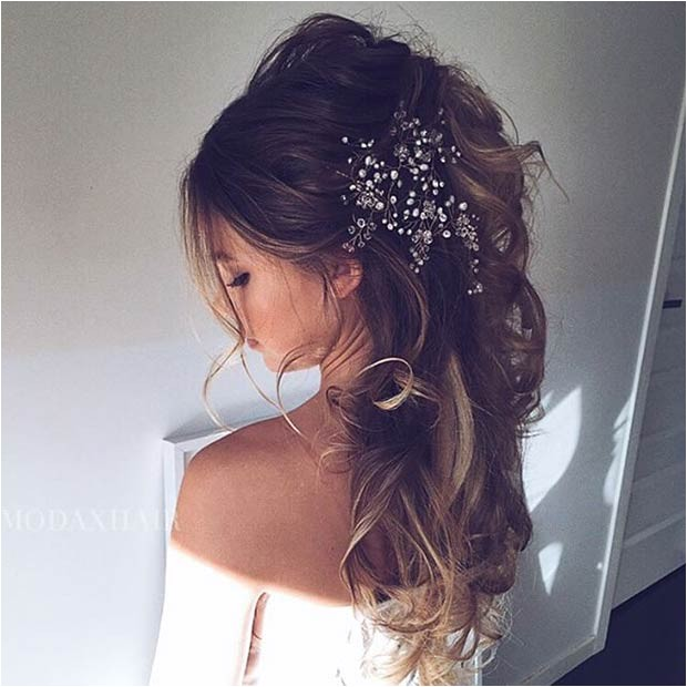 23 glamorous bridal hairstyls for 2016