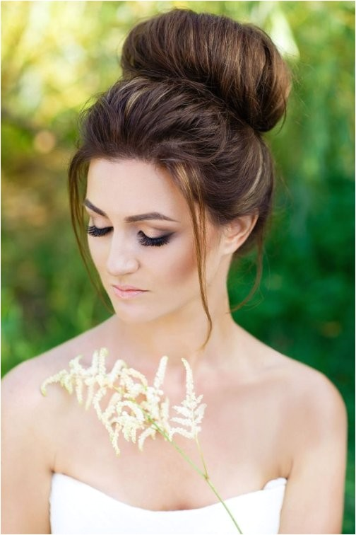 fabulous wedding bridal hairstyles long hair