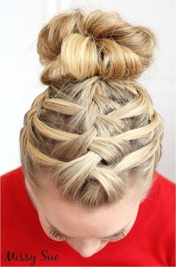 simple and hairstyle for teen girls