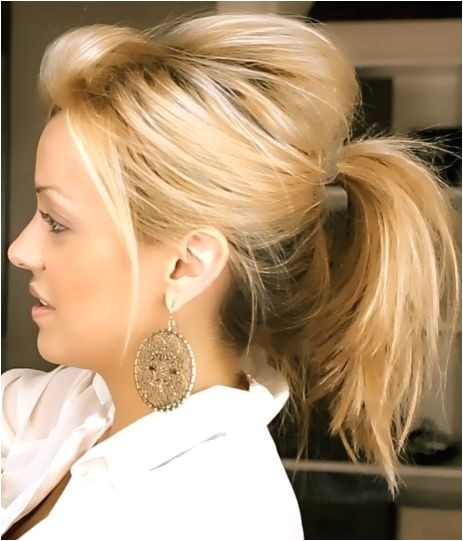 discover latest ponytail ideas now