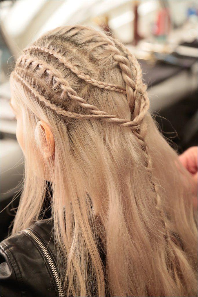 plicatedformal hairstyles