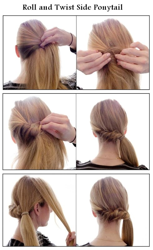 hairstyles for wet hair when youre in a rush