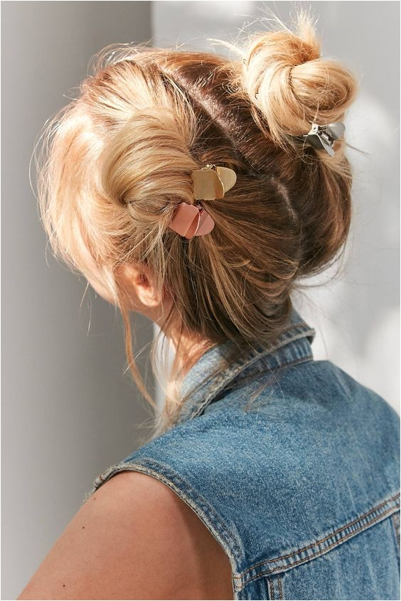 trendy cool hair claw must style hair differently 2