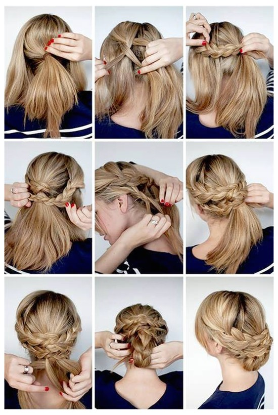 5 easy hairstyle tutorials with simplicity hair extensions blog96