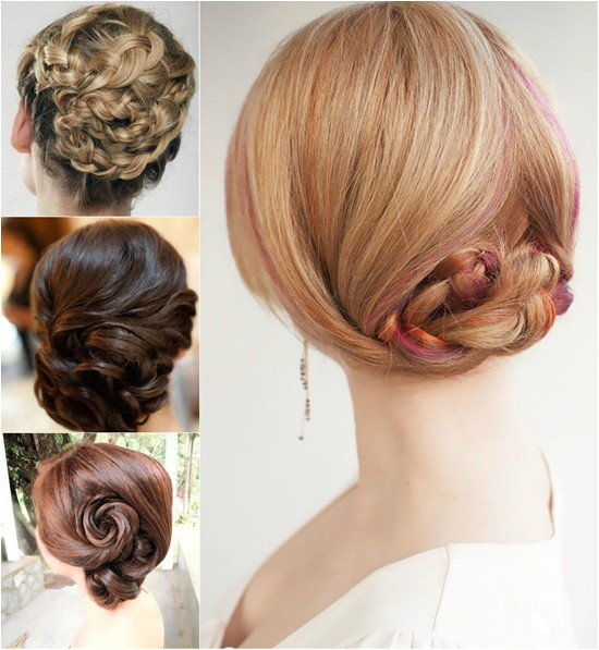hairstyles with bang