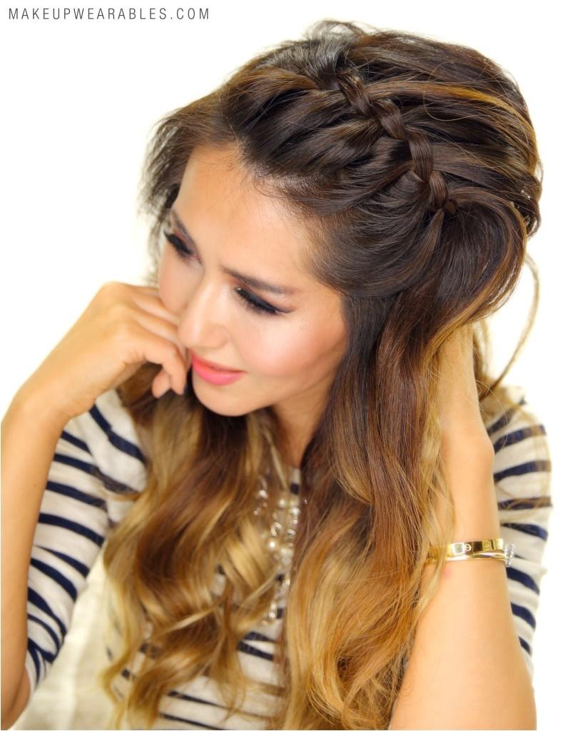 3 headband braid hairstyles tutorial