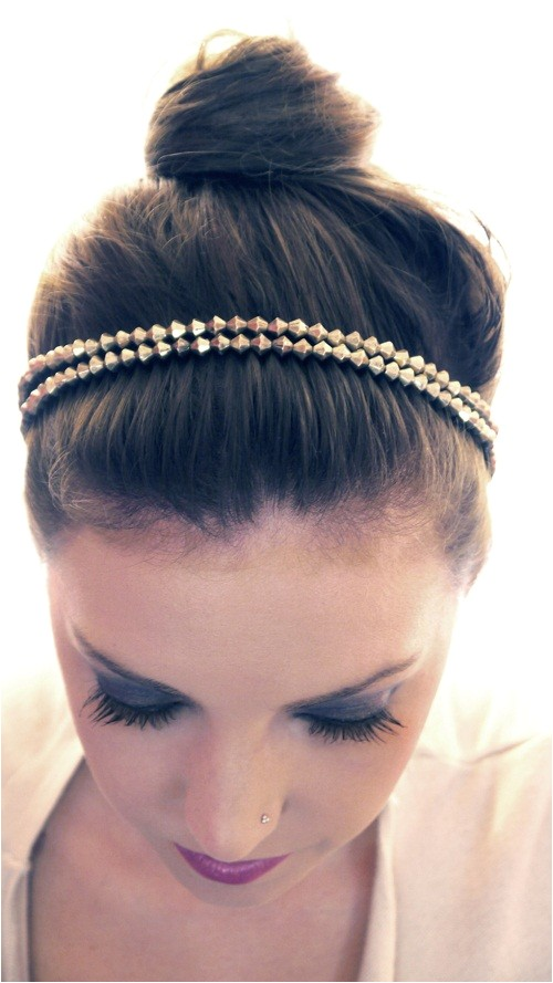 Easy Hairstyles with Headbands Cute Easy Hairstyles for Wavy Hair