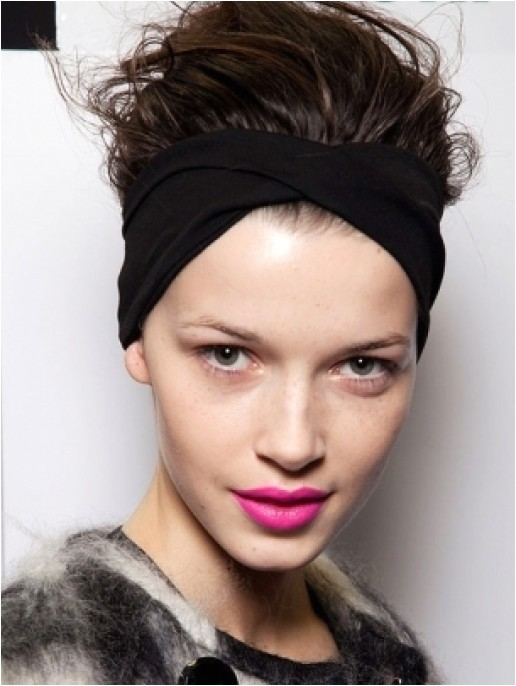easy hairstyle ideas monday morning