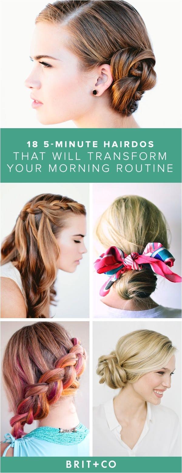spring hair