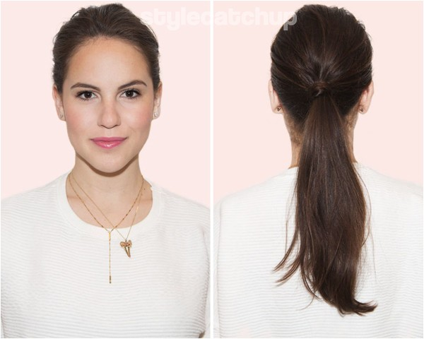 easy and quick hairstyles every working woman should know