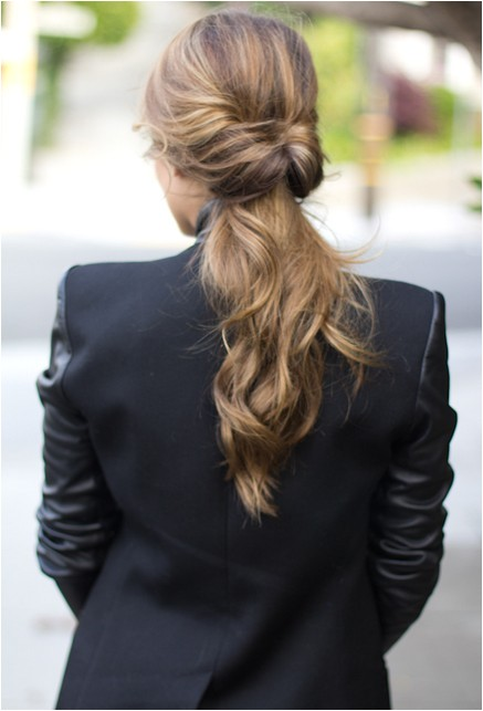 10 braids ponytails hairstyles for long hair