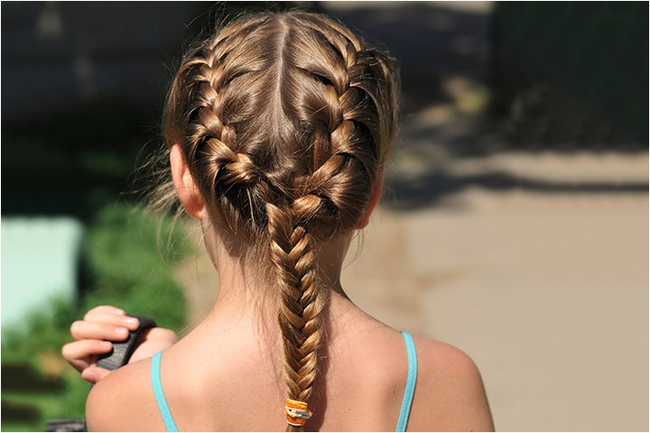 Easy Kid Hairstyles for Long Hair Kids Hairstyles for Long Hair