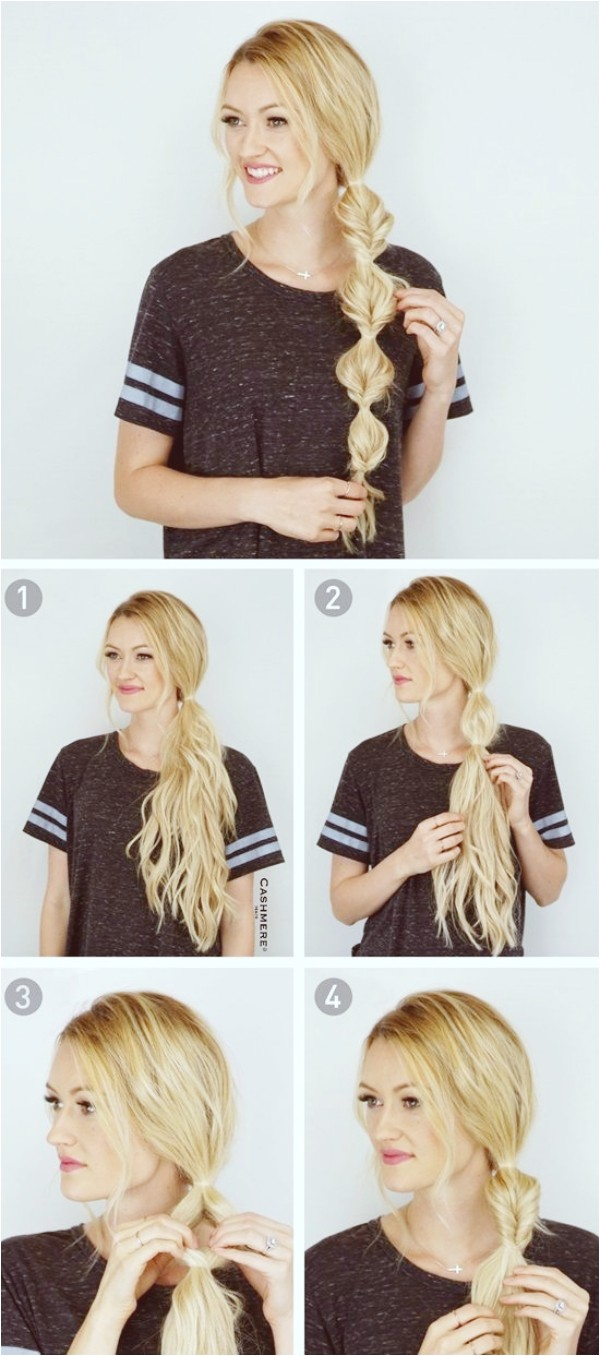 easy peasy hairstyle tutorials for working moms