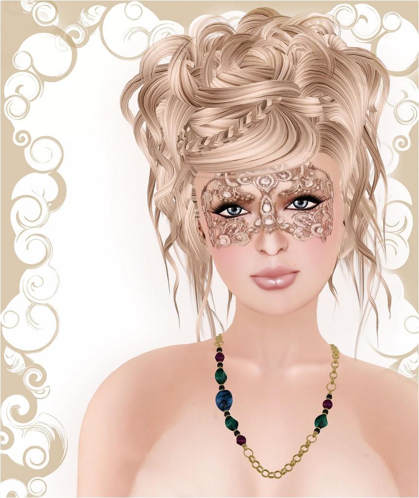masquerade hairstyles