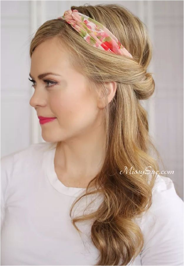 quick n easy hairstyles for work