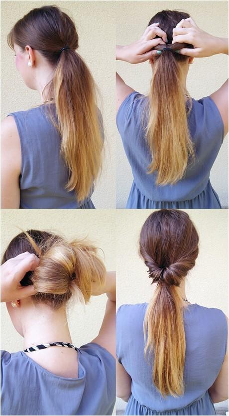 simple n easy hairstyles