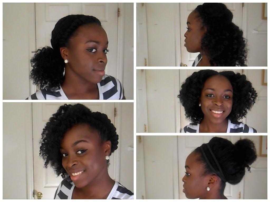 hairstyles for afro hair school