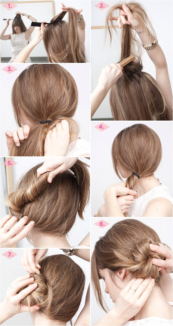 30 easy 5 minutes hairstyles for women