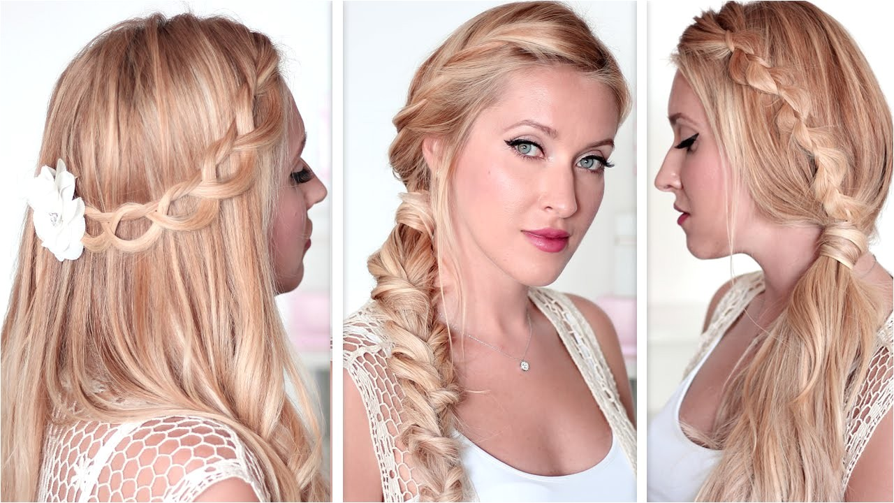 last minute hairstyles for long hair