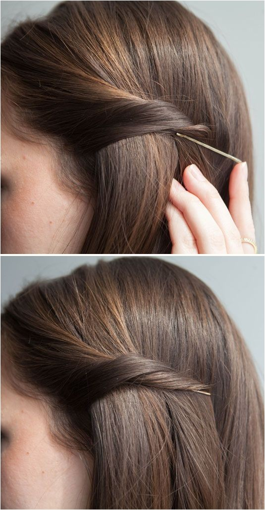 easy ideas to do simple hairstyles for girls