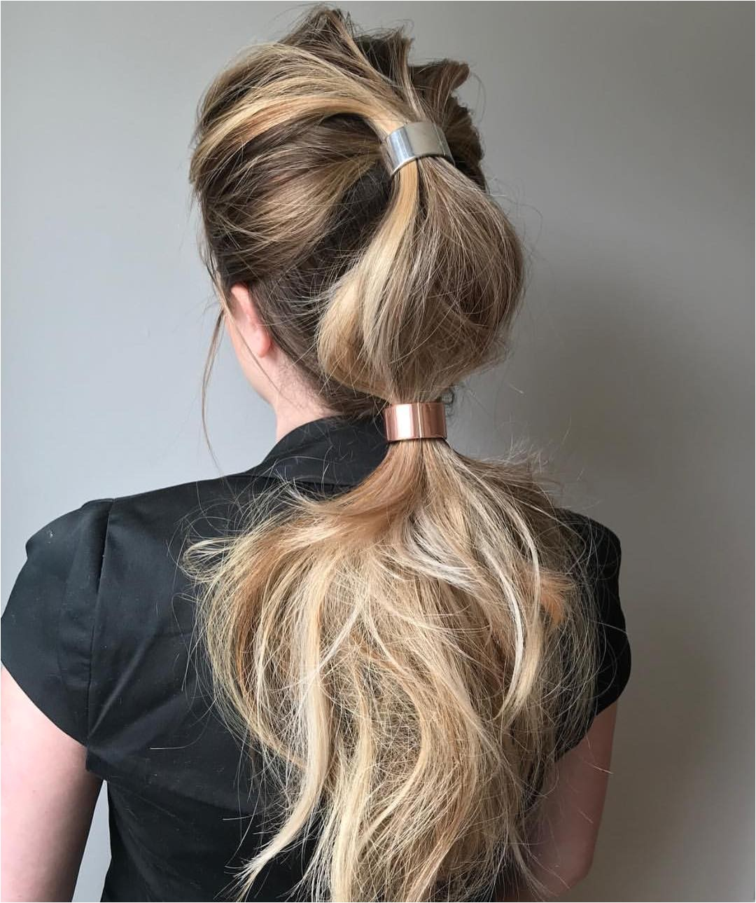 tren st ponytail hairstyles long hair easy ponytails