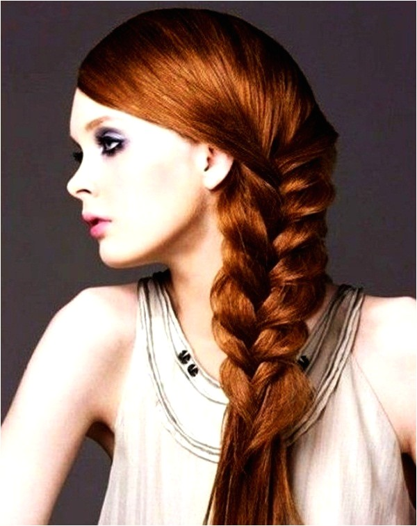 Easy Plait Hairstyles for Long Hair Simple Braid Hairstyles for Long Hair 34