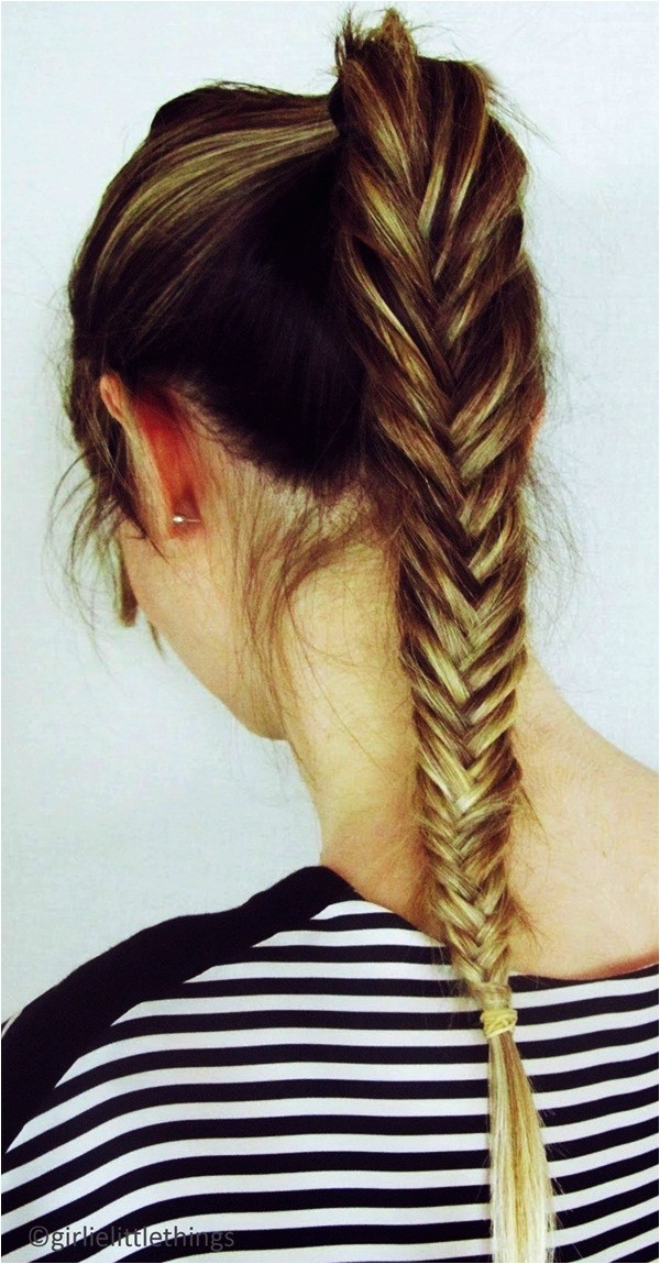 simple braid hairstyles for long hair
