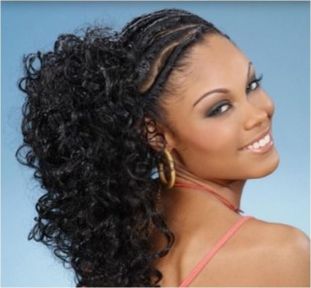 12 best ponytail hairstyles black women