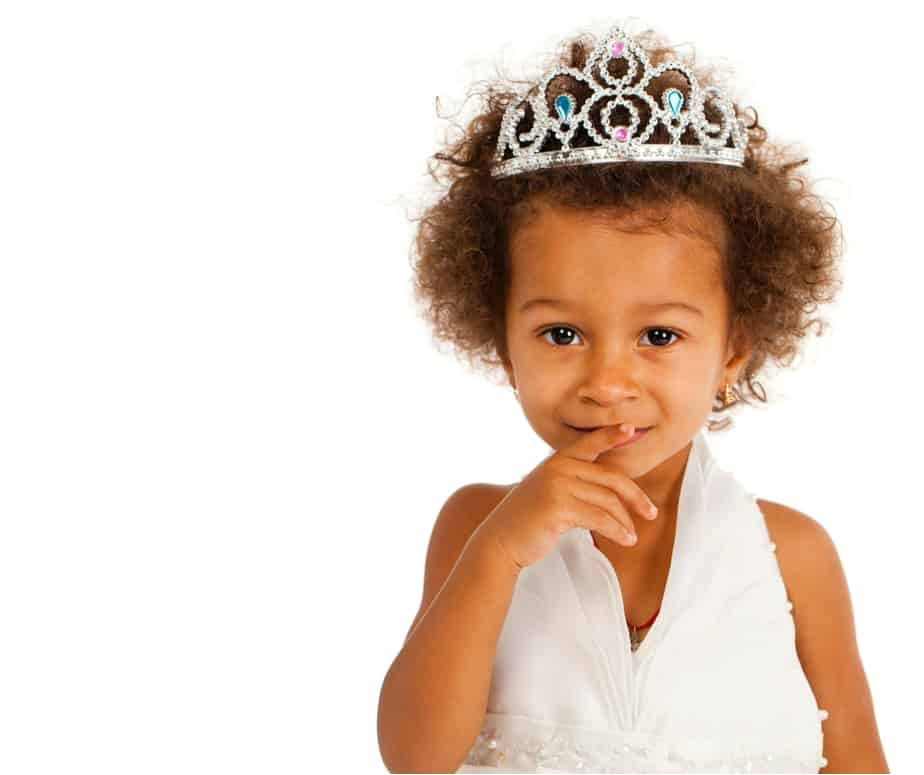 princess hairstyles for kids