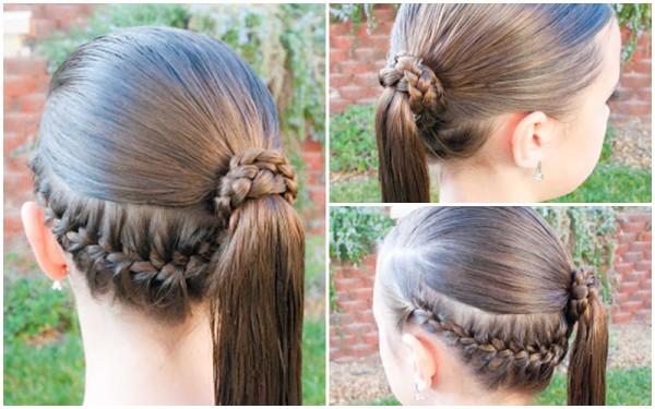 wonderful diy princess hairstyle for long hair