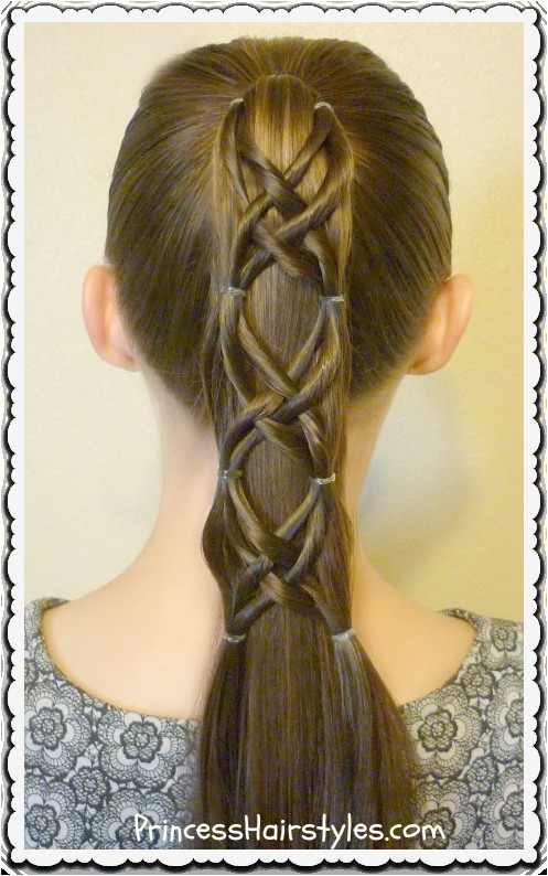 collectionedwn easy princess hairstyles for kids