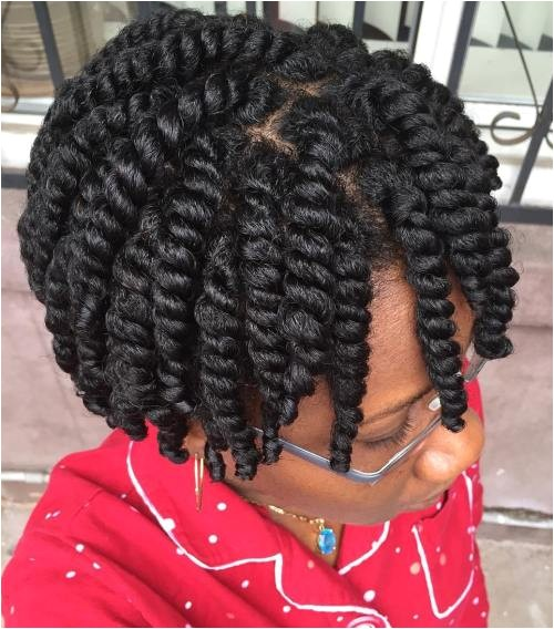 Easy Protective Hairstyles for Short Natural Hair 50 Easy and Showy Protective Hairstyles for Natural Hair