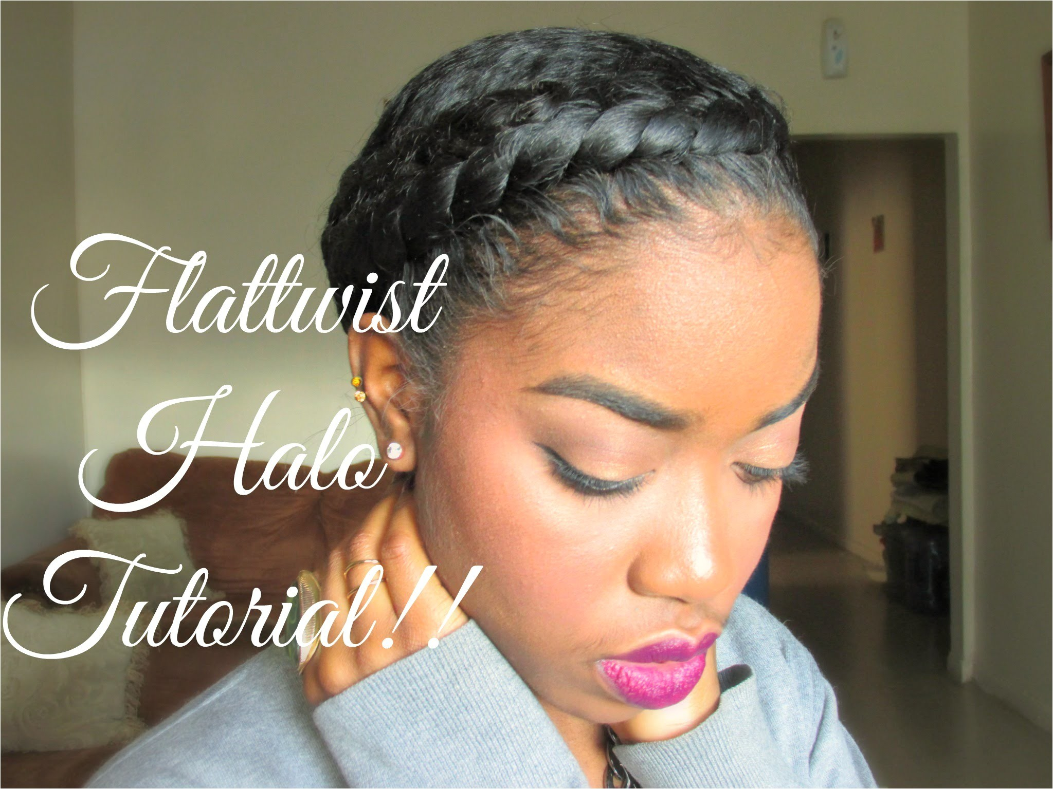 protective hairstyles for short natural hair