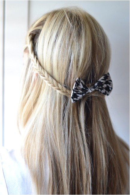18 cute hairstyles can done minutes