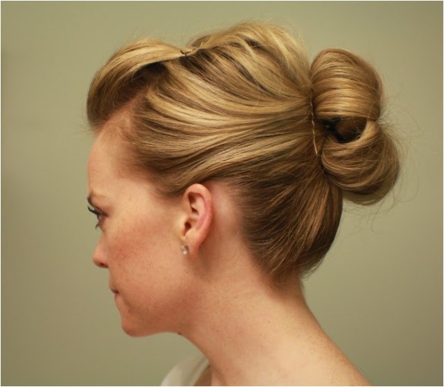 Easy Pulled Back Hairstyles for Long Hair Easy Pulled Back Hairstyles