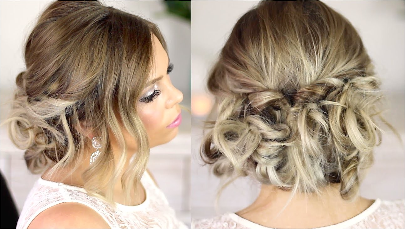 curly hairstyles upstyles