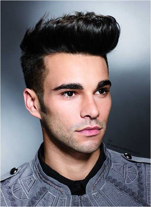 15 simple hairstyles for men
