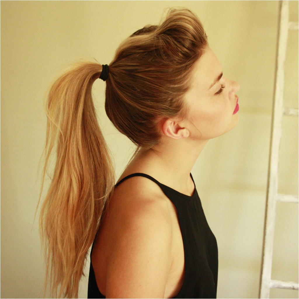 making hairstyles easy with the quiff b