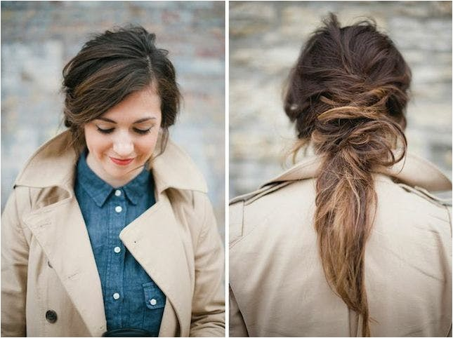 Easy Rainy Day Hairstyles 17 Easy Hairstyles for A Rainy Day