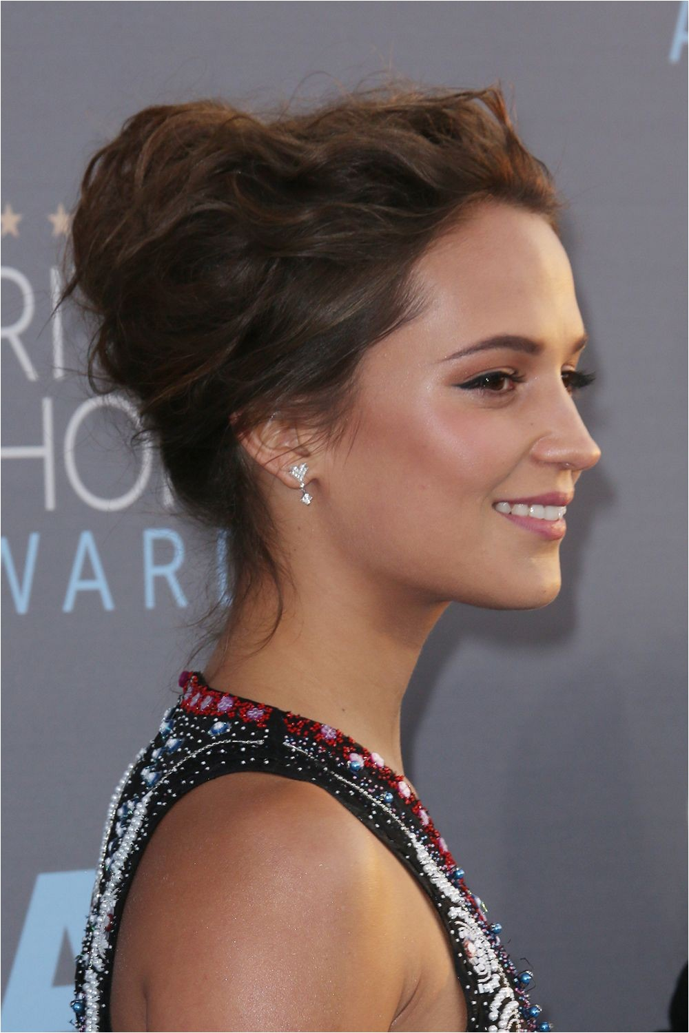 Easy Red Carpet Hairstyles 1