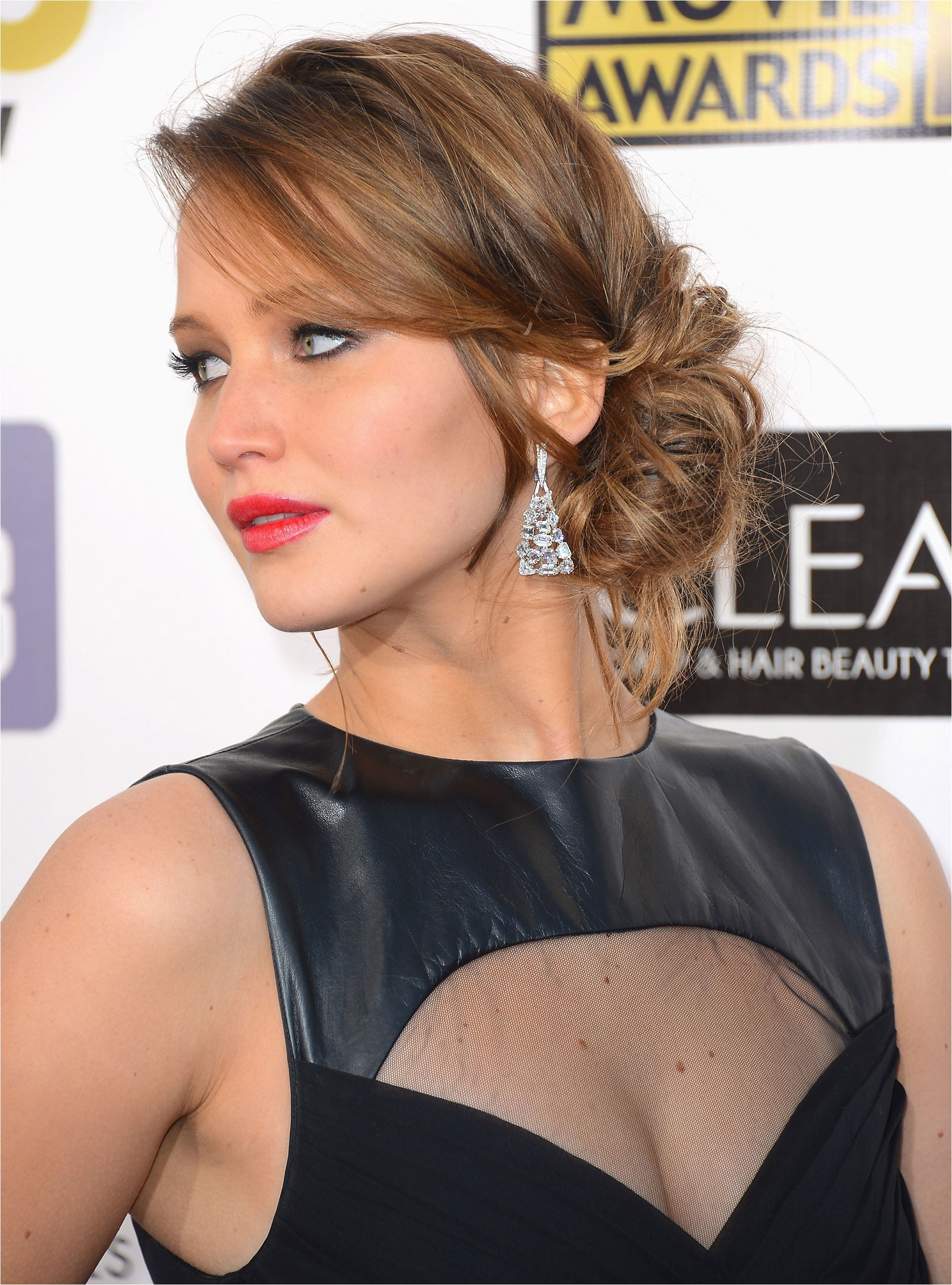 red carpet hairstyles updos 2016