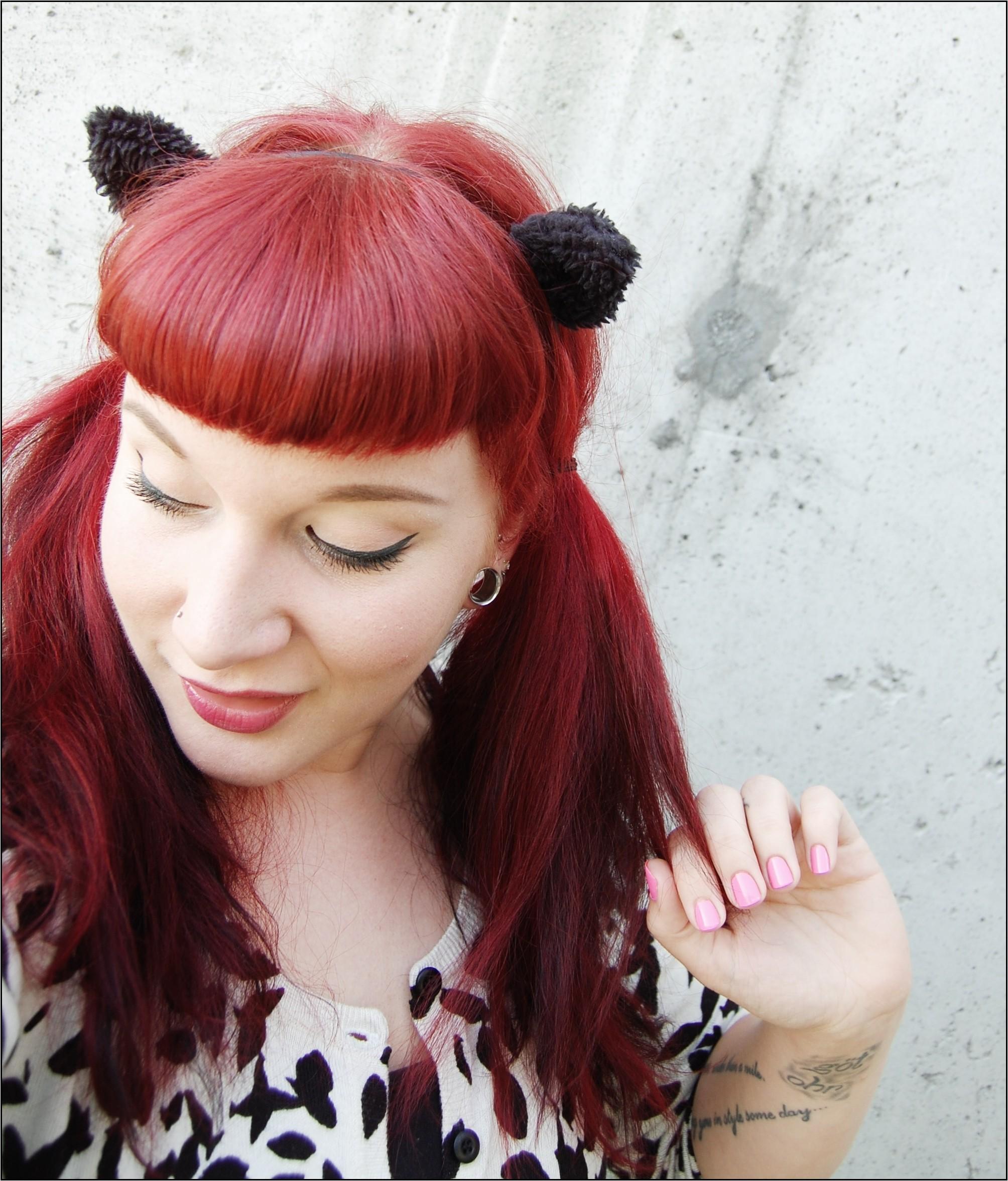 five fun easy hairstyles rockabilly girls