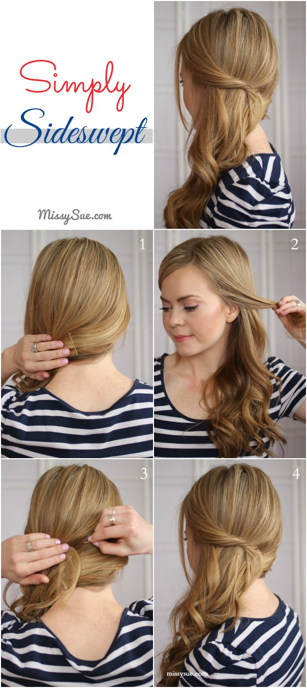 easy side swept waves