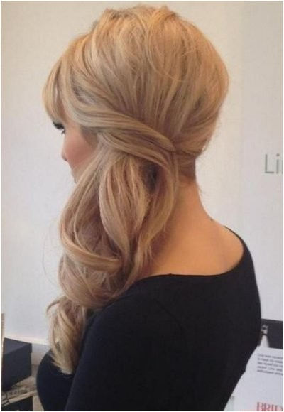 half updo prom hairstyles 2015 for long hair