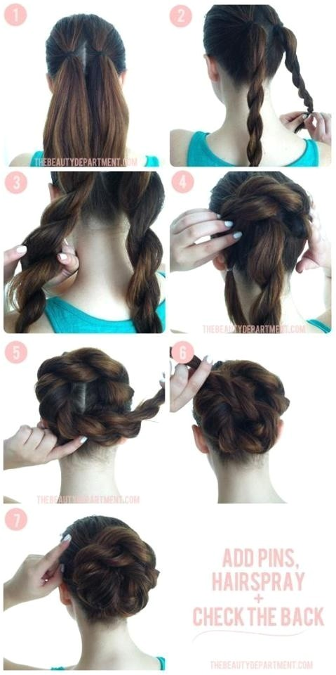 Easy Step by Step Hairstyles for Prom Step by Step Hairstyles for Long Hair Long Hairstyles