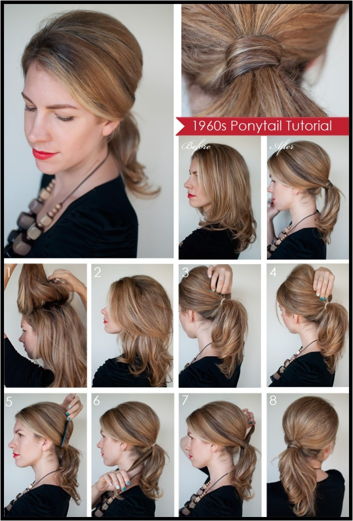 great easy diy hairstyles medium length hair