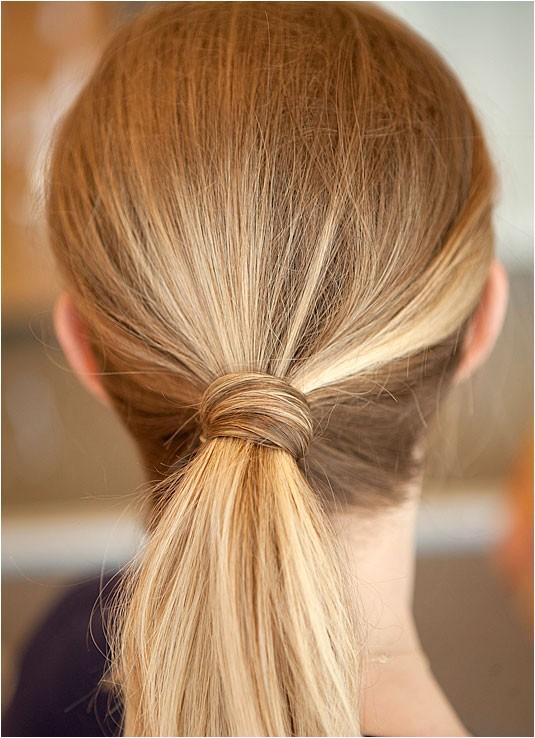 24 astuces super simples pour vous coiffer tous les jours