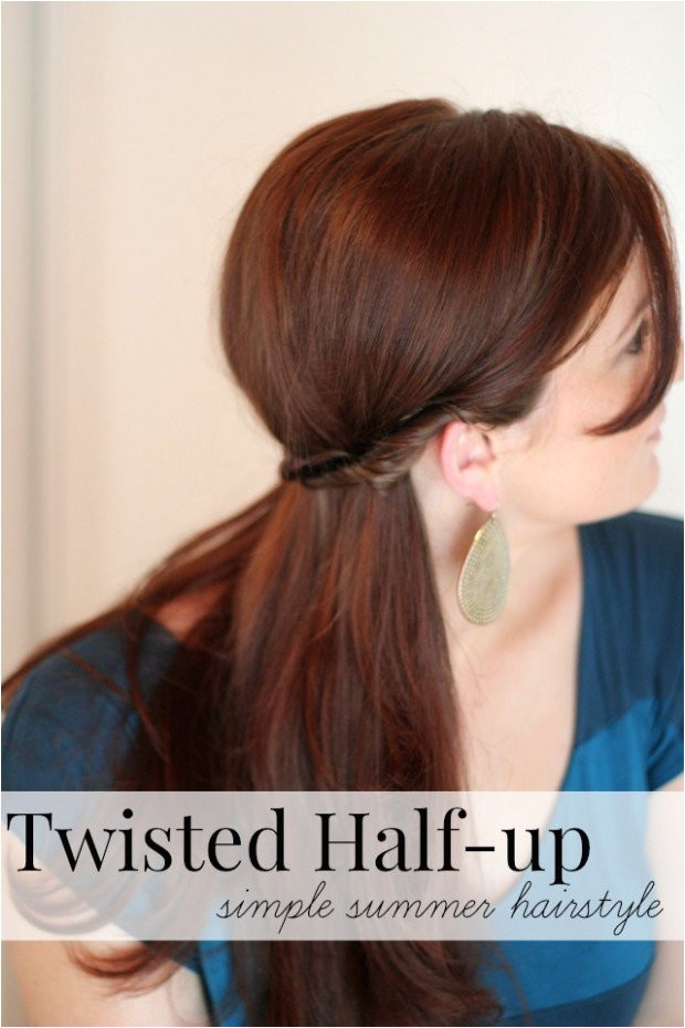 quick and easy hairstyles perfect for summer days